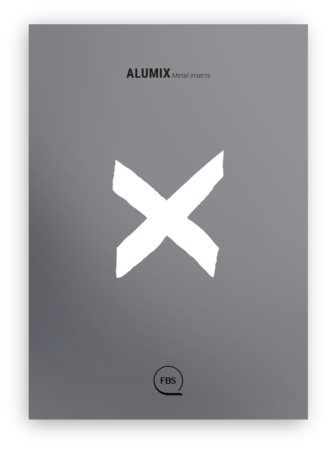 FBS Alumix catalogue cover